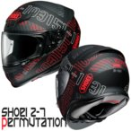 ショウエイ(SHOEI) Z-7 PERMUTATION パーミュテーション フルフェイスヘルメット