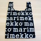 マリメッコ / marimekko スマートバッグ(エコバッグ/ポーチ付き) MARILOGO 北欧