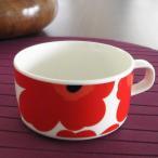 マリメッコ ティーカップ(スープカップ) UNIKKO(ウニッコ)/RED【店頭受取も可 吹田】
