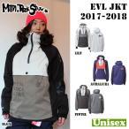 ショッピングスノーボードウェア スノーボードウエア ウェア ジャケット 17-18 MTN ROCKSTAR【マウンテンロックスター】EVL JKT