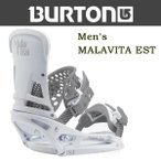 ショッピングBURTON バートン スノーボード  バインディング ビンディング 17-18 BURTON【バートン】マラビアータ MALAVITA EST