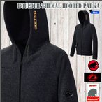 MAMMUT(マムート) BOULDER Themal Hooded Parka カラー:0033 (PDN)(pup15)