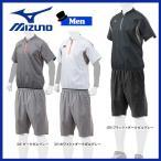 S# 野球 ウェア  メンズ 一般 ミズノ MIZUNO ミズノプロ S-LINE ハーフジップジャケット&ハーフパンツ 上下セット