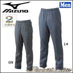 野球 パンツ トレーニングウェア 一般用 メンズ ミズノ MIZUNO グローバルエリート ウィンドブレーカーパンツ 裏起毛