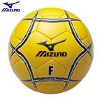 MIZUNO フットサルボール(検定球) カラー:45:イエロー×ブラック ミズノ フットサルボール