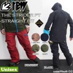 スノーボード ウエア 17-18 REW(アールイーダブリュー) THE STRIDER PT STRAIGHT FIT  GORE-TEX  ≪17-18REW_wr≫