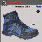 MAMMUT(マムート) T Aenergy GTX Men 5840  TエナジーGTX カラー:5840 《MAMMUT_2016SS》(P) (SB) (PDN)
