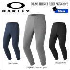 スポーツウェア テクニカルフリース ロングパンツ メンズ アパレル オークリー OAKLEY ENHANCE TECHNICAL FLEECE PANTS GRID7.3