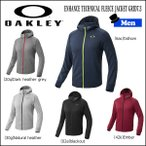 スポーツウェア テクニカルフリース ジャケット メンズ アパレル オークリー OAKLEY ENHANCE TECHNICAL FLEECE JACKET GRID7.3