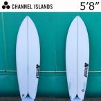 サーフボード ショートボード チャネルアイランズ アルメリック シーアイフィッシュ 5'8CHANNEL ISLANDS AL MERRICK CI FISH 5'8 ツイン FUTURES PU製