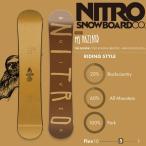 スノーボード 板 18-19 NITRO ナイトロ HAZZARD ハザード