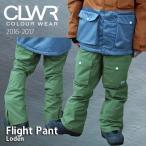 スノーボード ウエア パンツ 16-17 COLOUR WEAR CLWR カラーウエア Flight Pant Loden 16-17CLWR_wr