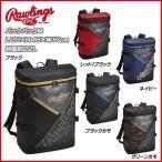 野球 バッグ バックパック ケース 一般用 ローリングス Rawlings バックパックM 22L