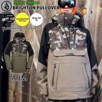 スノーボード ウエア ジャケット 20-21 SNOW VOLCOM ボルコム BRIGHTON PULLOVER ブライトンプルオーバー 20-21-JK-VLC
