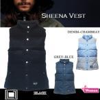 L1TA SHEENA VEST ベスト 【リタ】スノーボードウエア/レディース 【old-l1ta】