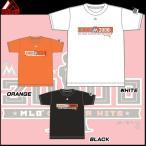 野球 ウェア Tシャツ マジェスティック Majestic イチロー選手 メジャー通算3000本安打 達成記念 ロゴTシャツ