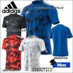 サッカーウエア アディダス adidas RENGI グラフィックトレーニングジャージー 半袖2 Tシャツ