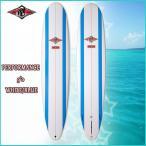 BEAR(ベアー) PERFORMANCE TLPC 9'0 WHITE/BLUE サーフテック エポキシ ロングボード