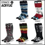 ソックス 靴下 STANCE 【スタンス】ACRYLIC