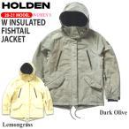 スノーボード ウエア ウェアー 20-21 HOLDEN ホールデン W INSULATED FISHTAIL JKT インサレーションフィッシュテールジャケット 20-21-JK-HDN