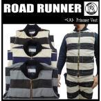 ROAD RUNNER ロードランナー 神戸 ベスト PRISONER VEST