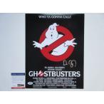 ゴーストバスターズ Ghostbusters サイン入りグッズ