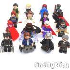 X-MEN(X-メン、エックスメン) レゴブロック・LEGO