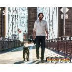 ブロマイド写真(外国製)『ジョン・ウィック:チャプター2』/ジョン・ウィックwith a dog/キアヌ・リーブス
