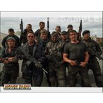 ブロマイド写真(外国製)『エクスペンダブルズ3』/軍団12人/シルベスター・スタローン、アーノルド・シュワルツェネッガーほか