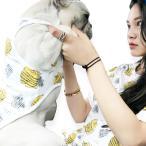 犬服 mowmow ペアルック ペットとペア 男女兼用 Tシャツ タンクトップ 猫柄 ペアルック dog-pairs0001
