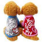 犬 服 Tシャツ 犬用品 ドッグウェア ペットウェア dts0016