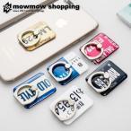スマホリング かっこいい iRing アイリング スマホホルダー リングスタンド iphone 落下防止 バンカーリング 携帯リング i-ring0007