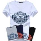 ショッピング半袖 Tシャツ メンズ レディース 半袖 カットソー プリント アメカジ ta-tmmix0023