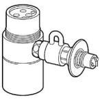 【パナソニック】食器洗い乾燥機用 分岐水栓 CB-SMG6 ☆家電 ※お取り寄せ商品