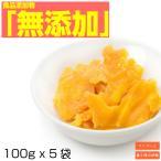 ドライフルーツ ドライ マンゴー 形不揃い 保存料 無添加 500g (100g x 5袋) セール 価格に 訳あり お菓子 ミスターマンゴー