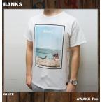BANKS バンクス Tシャツ AWAKE Tee ホワイト 白 WHITE