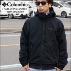ショッピングコロンビア COLUMBIA コロンビア LOMA VISTA HOODIE (PM3396) ロマビスタ フーディー ジャケット  ブラック 黒 BLACK