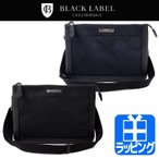 ブラックレーベル クレストブリッジ BLACK LABEL バッグ ショルダー サコッシュ メンズ ブランド 511-32-201