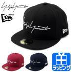 ヨウジヤマモト Yohji yamamoto ニューエラ NEW ERA キャップ 帽子 ロゴ AW19 モード ストリート