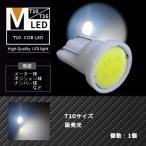 ショッピングLED メーター LEDバルブ T10 COB LED ホワイト 白 メーター球 ポジションLEDなどに