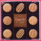 YCxブルボン 60枚 ミニギフトチョコチップクッキー缶【チョコ】×8個 +税 【xeco】【エコ配 送料無料 (沖縄 不可)】