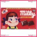 YCx不二家 12粒ミルキーチョコレート【チョコ】×160個 +税 【xeco】【エコ配 送料無料 (沖縄 不可)】