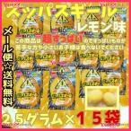 YCメイジチューイング 25グラム  スッパスギール レモン味 ×15袋 +税 【ma15】【メール便送料無料】
