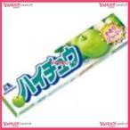 YCx駄菓子 森永12粒ハイチュウグリーンアップル×12個 +税 【駄xima】【メール便送料無料】
