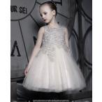 子供ドレス ピアノ発表会 子供ドレス 発表会 子どもドレス フォーマル 七五三 ジュニアドレス ベージュ 100 110 120 130 140 150
