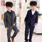 ショッピング男の子 フォーマル 男の子 子供 スーツ 子供服 卒業式 七五三 結婚式 入学式 発表会 男の子用スーツ 4点セット