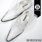 靴 ドレスシューズ レースアップシューズ メンズ(ホワイト白) 3252