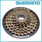 SHIMANO/シマノ ボス スプロケット MF-TZ20 6S Tourney 6速用 (プロテクター付き)
