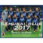 2017 サッカー 日本代表 オフィシャルカレンダー 卓上タイプ Jリーグエンタープライズ 2017年