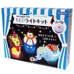 Yahoo!m's-styleパジコ PADICO 粘土 ねんど LED ライト キット 202412